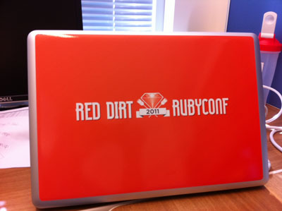 Red Dirt Cover on Mac